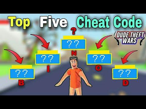 Top Five Cheat
