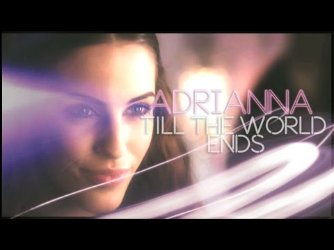 ► Adrianna Tate-Duncan [Till' The World Ends]