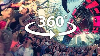 ULTRA Music Festival Miami - IMMERSIVE VR 360° EXPERIENCE in 5K