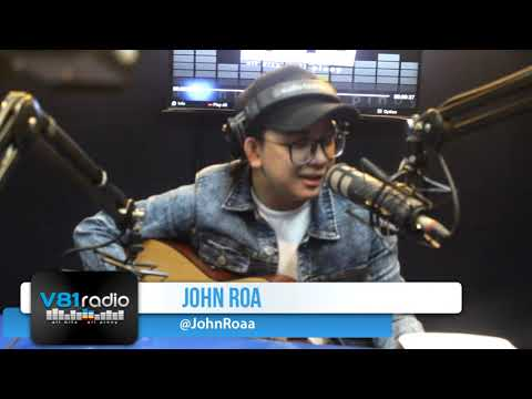 EXCLUSIVE: John Roa / JRoa (former Ex-Battalion singer) doing a medley of Ex Batallion hit songs