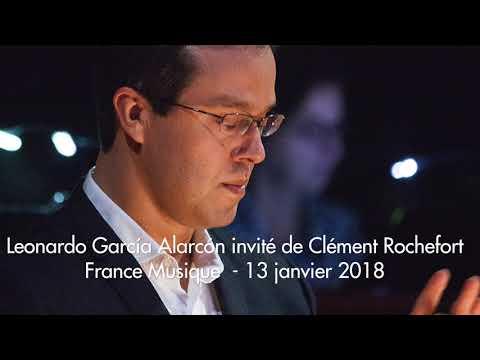 Leonardo García Alarcón, chef d'orchestre, invité de musique matin de Clément Rochefort