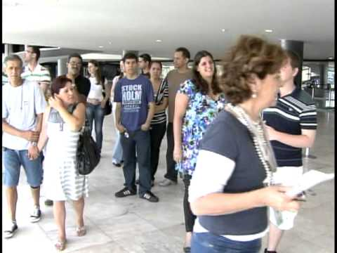 Visitas ao Palácio do Planalto