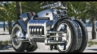 MOST INSANE MOTORCYCLES FOR THE ZOMBIE APOCALYPSE