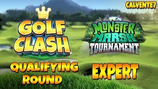 Monster Marsh Tournament [EXPERT] - Qualifying Round - Golf Clash