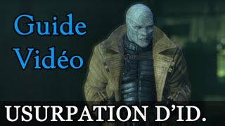 Batman : Arkham City - Usurpation d
