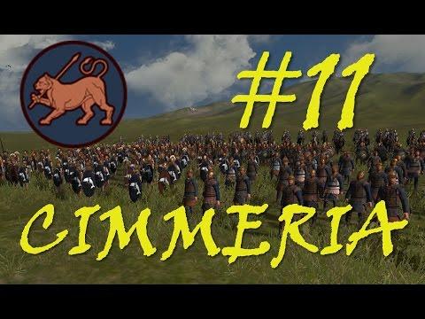 CIMMERIA Campaign - Total War: ROME 2 - #11 | Battle of Corduene