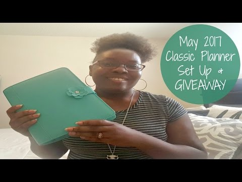 VEDA Day 29 | May 2017 Classic Setup & GIVEAWAY (CLOSED)
