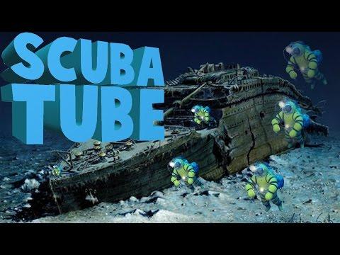 ScubaTube - You Can Dive The Titanic?!