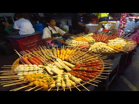 Thumbnail: Thai Street Food - Night Market in Thailand