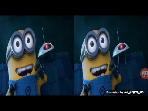 Vr Glasses Minons Film