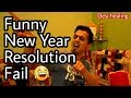 Funny new year resolution plan fails 2017-18 |new year's eve|