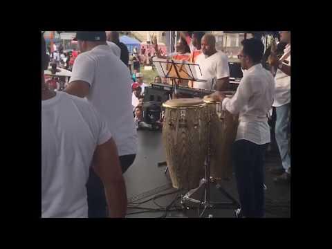 DLG (Dark Latin Groove) Feat. Query George - La Voz Urbana...!!! WESTMORE PARK, PHILADELPHIA PA