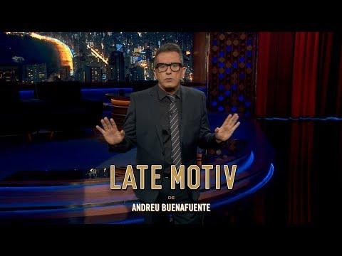 LATE MOTIV - Monólogo de Andreu Buenafuente. '300' | #LateMotiv300
