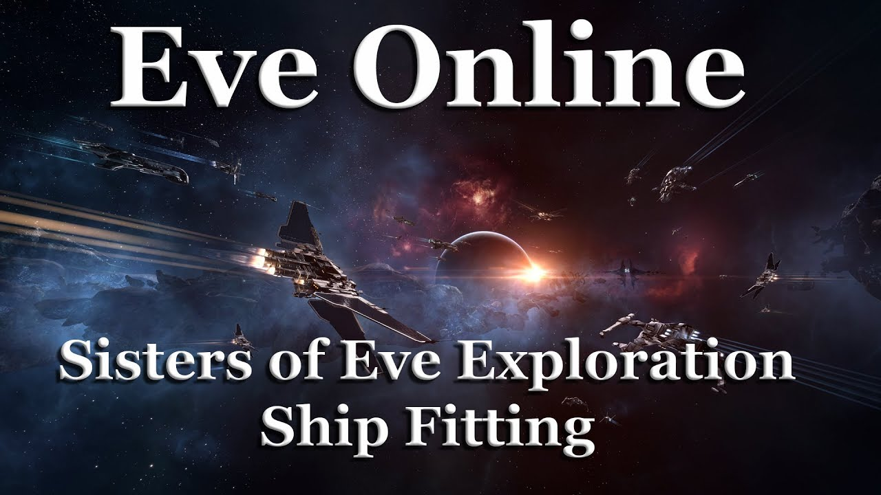Eve Online - Sisters of Eve Exploration Ship Fitting