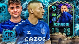 FIFA 21: RICHARD LEGT BOULETTEN WIE AM FLIESSBAND#3 YOUNITED FUTURE 🔥