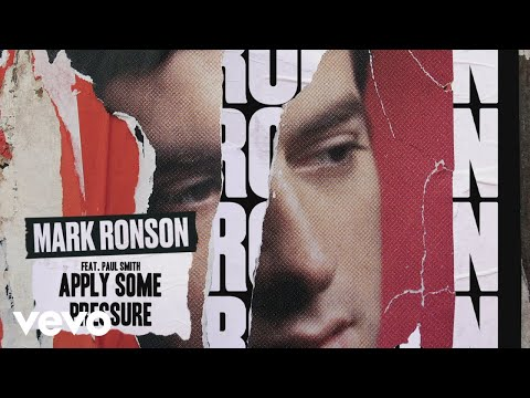 Mark Ronson – Apply Some Pressure ft. Paul Smith
