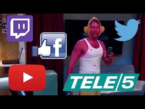 Der Umzug: Rocket Beans Multiverse featuring Twitch, YouTube, TELE 5, Facebook & Periscope