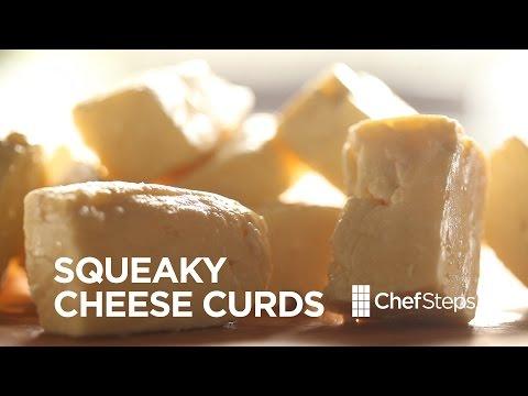 Make Cheese Curds at Home