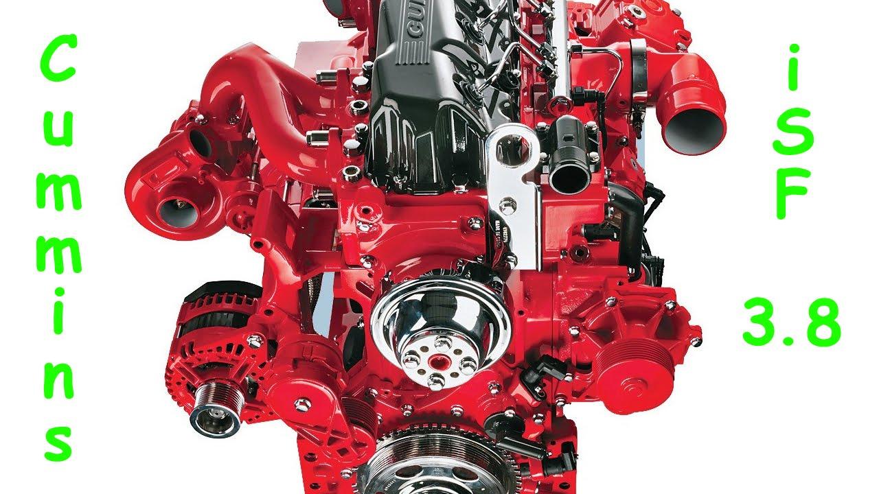 двигатель камминз 3 8 схема