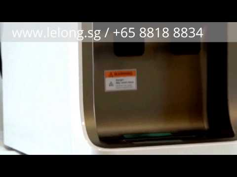 Tong Yang 8900c Water Dispenser,3 Water Filter,100% Brand New.*GOLD,by www.lelong.sg