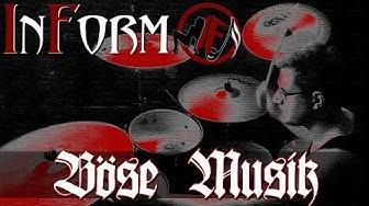 InForm - Böse Musik (Offizielles Video) 100% D.I.Y