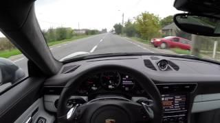 Porsche 911 Turbo (991) - 2013 - POV Test Drive