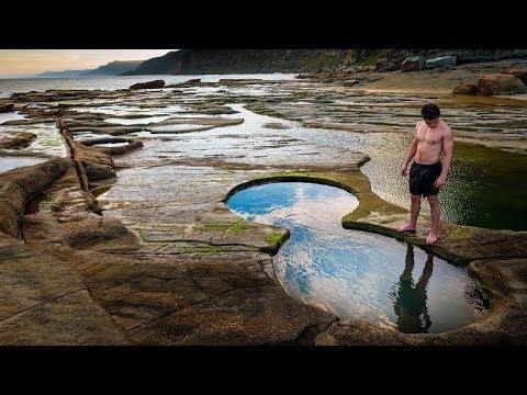 Finding the 'Figure 8' Pool   Australia