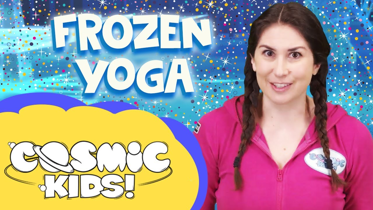 Saturday Morning Yoga Frozen World Youtube