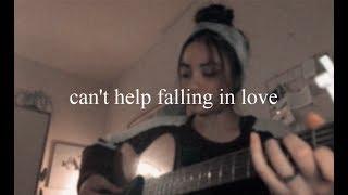 Can't Help Falling In Love (Elvis Presley cover) | Nicole Reneé