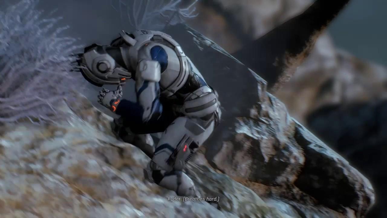 X5 Ghost Mass Effect Andromeda: Mass Effect™: Andromeda: Crash Landing On Habit 7