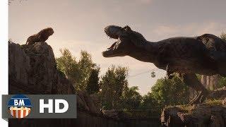 Мир Юрского периода 2 | Добро пожаловать в мир динозавров | Сцена из фильма (10-10)