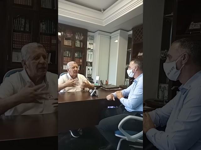 Fim de Tarde com o Editor, entrevista com Dilceu Sperafico