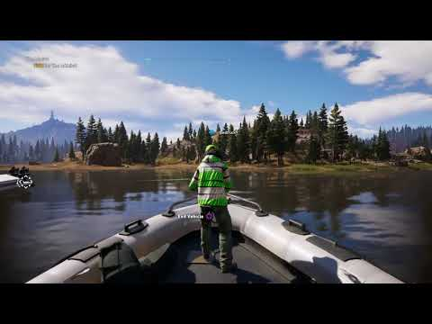 Farcry 5  Fastest Way To Catch