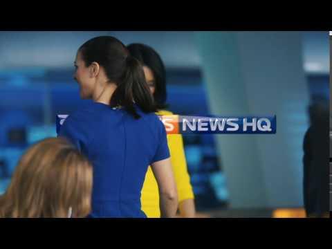 Sky Sports News HQ   Ident   Shift Change