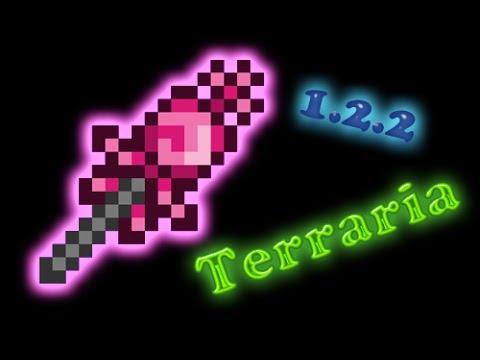 видео: terraria - Жезл раздора