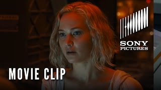 PASSENGERS Movie Clip - Lock Down (In Theaters December 21)