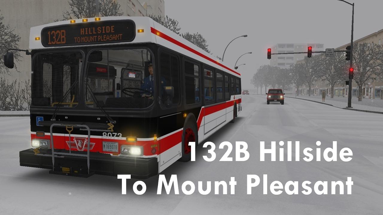 OMSI 2 - New John City 0 6 1 - Transit Lounge - Canadian Public