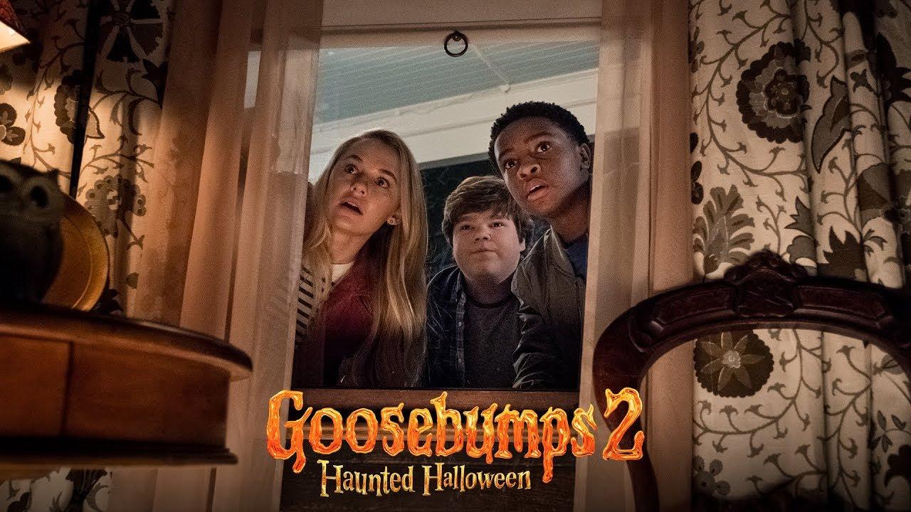 Goosebumps Haunted Halloween Gummy Bear Commercial 2020 GOOSEBUMPS 2   Gummy Bear Trailer   YouTube