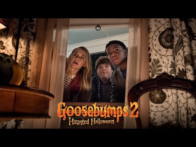 GOOSEBUMPS 2 - Gummy Bear Trailer