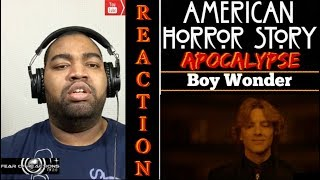 "American Horror Story: Apocalypse 8x05 ""Boy Wonder"" REACTION"