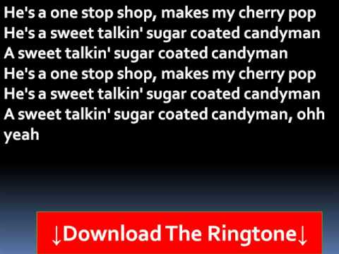 Christina Aguilera - Candyman Lyrics