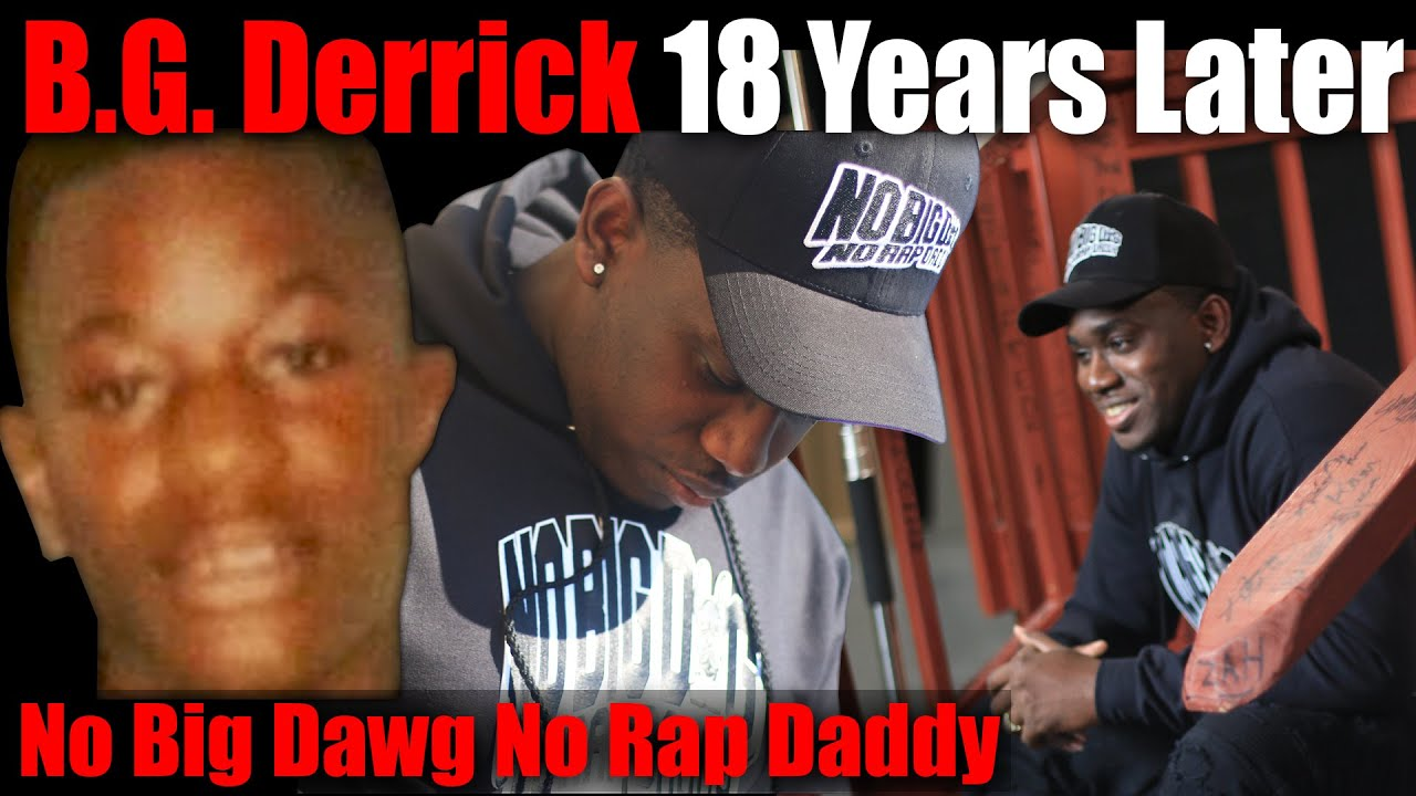 B.G. Derrick 18 Years Later, Mighty Lee carrying his Big Brothers Legacy to The ATL