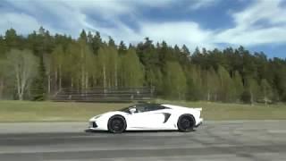 [Uncut] HC Performance BMW M6 Coupe Competition Package vs Lamborghini LP700-4 Aventador Roadster