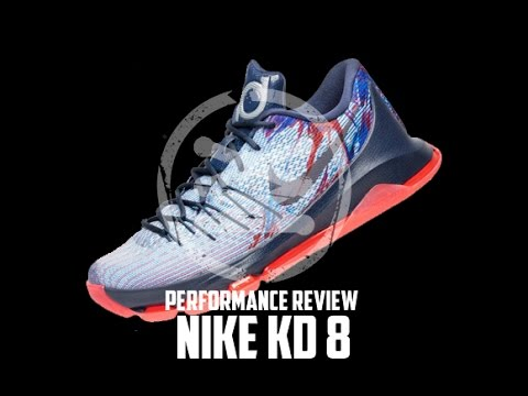 ee93aa2b1f98 Nike KD 8 Performance Review. WearTesters