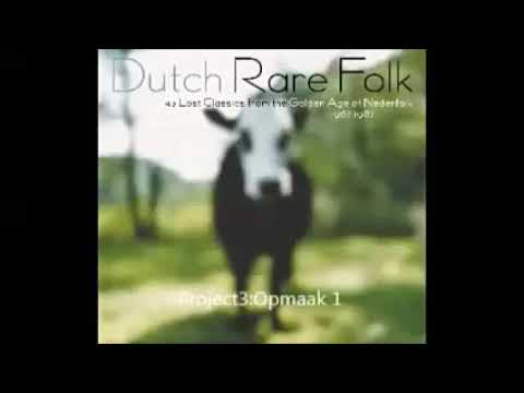 Various – Dutch Rare Folk Cd 2: Lost Classics From The Golden Age Of Nederfolk 60s 70s Music ALBUM