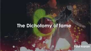 The Dichotomy of Fame Rockstar, Best music Instrumental ever