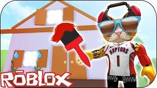 Roblox - Decorando la casa de Kepulin! - Meep City