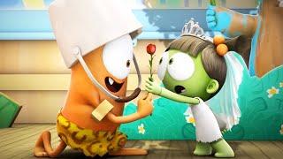 Spookiz | ❤️LA BODA ❤️| Dibujos animados para niños | WildBrain