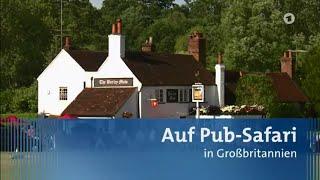 Reportage im Ersten: Auf Pub-Safari in Großbritannien - Doku, NDR, 2015