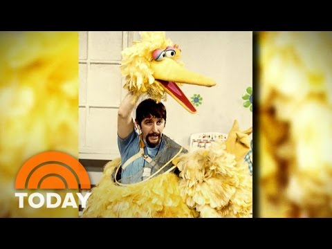 Caroll Spinney: Being Big Bird | TODAY